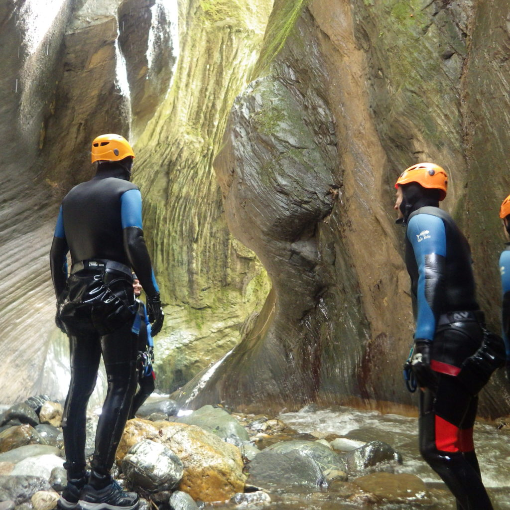 canyoning beost 64