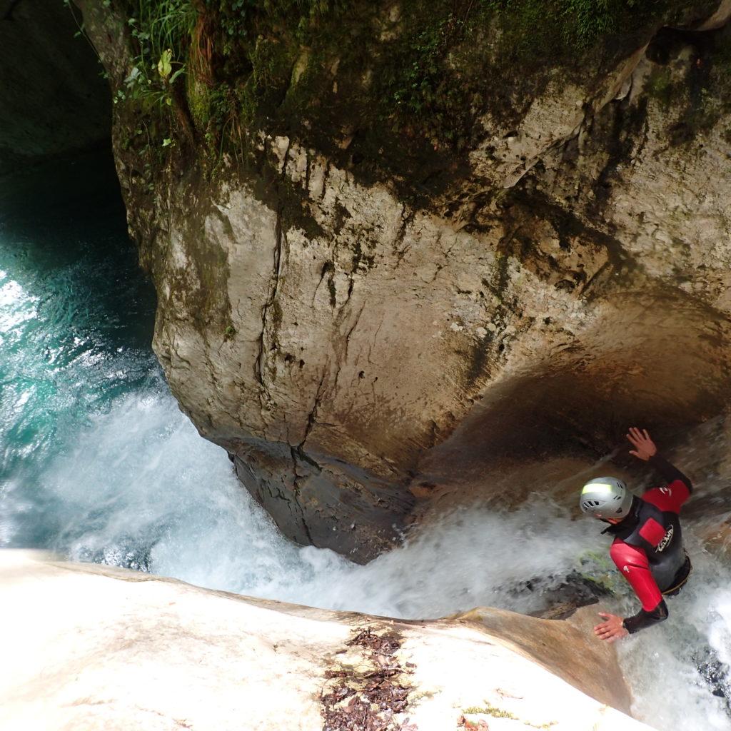 canyon du Bitet Artouste