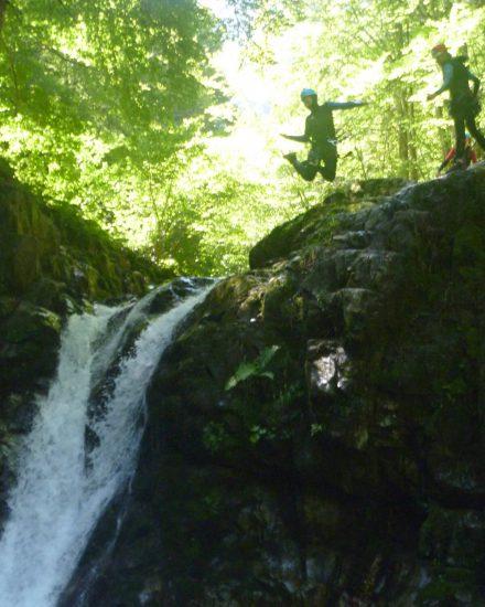 Canyoning Pyrénées-Atlantiques 64