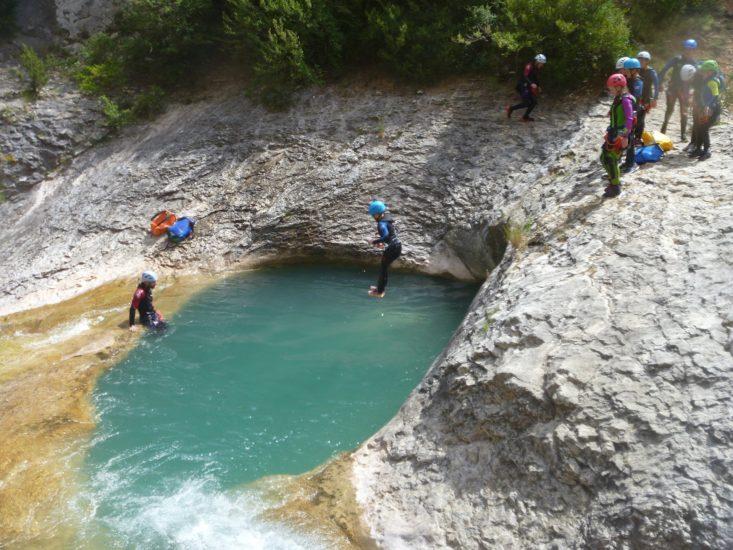 canyon du Barrasil-Rodellar
